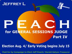 jeff peach